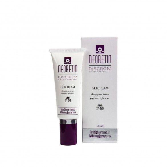 Neoretin Discrom Gel Creme Despigmentante SPF50 40ml + Neoretin Sérum Despigmentante 30ml