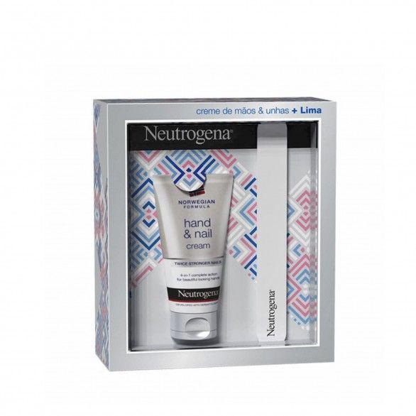 Neutrogena Pack Creme de Mãos e Unhas 75ml + Lima