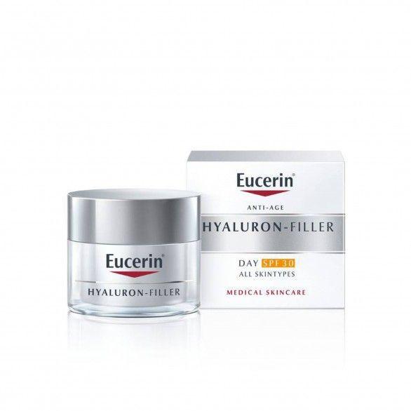 Eucerin Hyaluron-Filler Creme Anti-Rugas SPF30 50ml