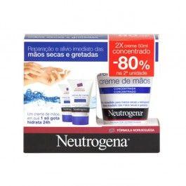 Neutrogena Creme de Mãos Concentrado 2 x 50ml