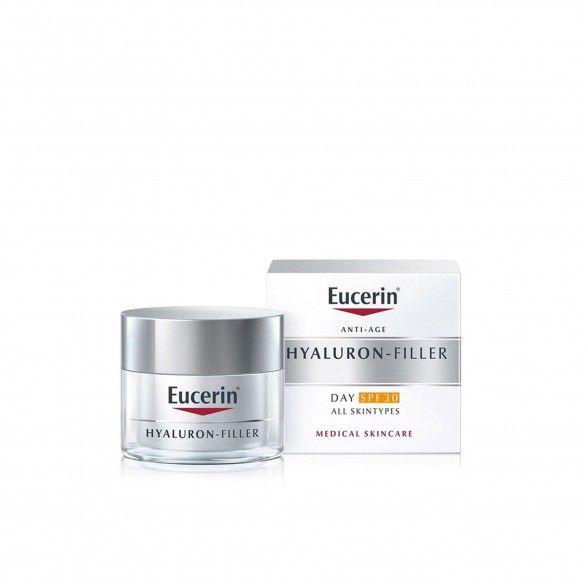 Eucerin Hyalu Filler Elasticity Creme de Dia SPF30 50ml