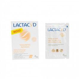 Lactacyd Toalhitas Íntimas 10 unidades