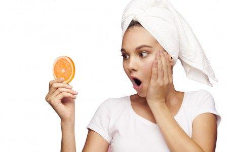 Vitamina C – Um potente antioxidante para uma pele luminosa!