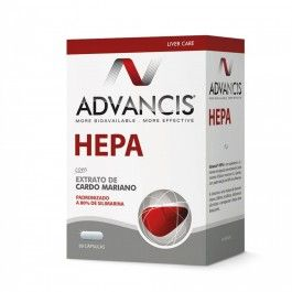 Advancis Hepa 60 cápsulas