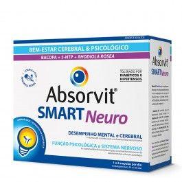 Absorvit Smart Neuro 30 ampolas