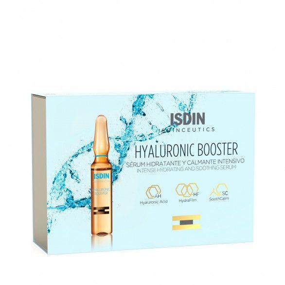 Isdinceutics Hyaluronic Boster Sérum Hidratante 10 Ampolas