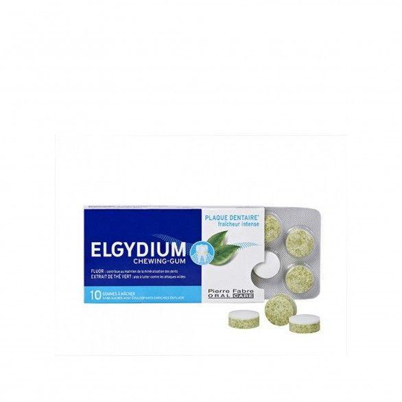 Elgydium Antiplaca Bacteriana 10 Pastilhas