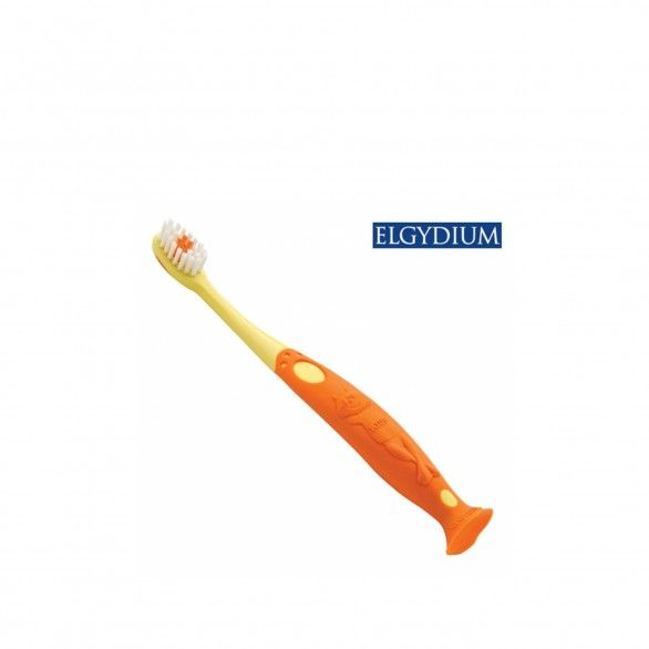 Elgydium Kids Escova de Dentes 2-6 Anos