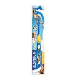 Elgydium Júnior Escova de Dentes Idade do Gelo 7-12 Anos