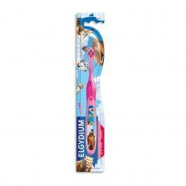 Elgydium Kids Escova de Dentes Idade do Gelo 2-6 Anos