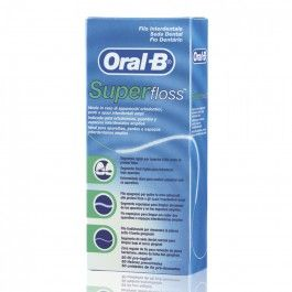 Oral-B Superfloss Fio Dentário x50
