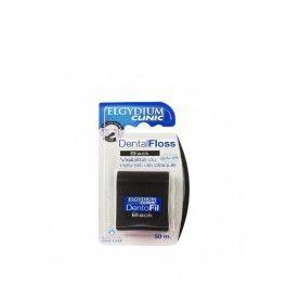 Elgydium Clinic Black Fio Dentário 50m