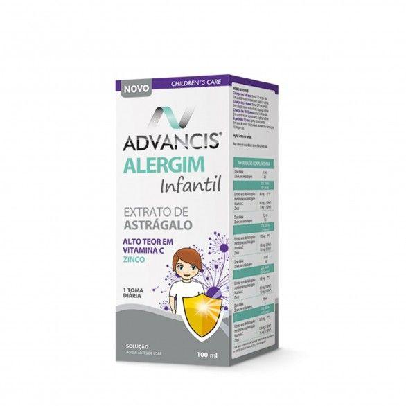 Advancis Alergim Infantil 100ml