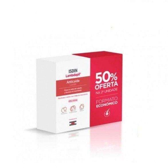 Isdin Lambdapil Loção Anti-Queda Monodoses + 50% 2ªEmbalagem