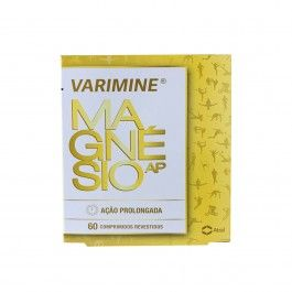 Varimine Magnesio 60 Comprimidos