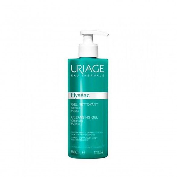 Uriage Hyseac  Gel Limpeza Suave 500ml