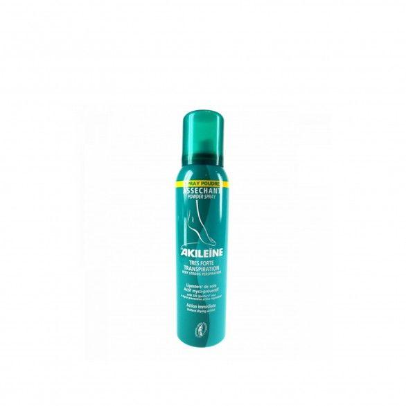Akileine Spray Pó Absorvente 150ml
