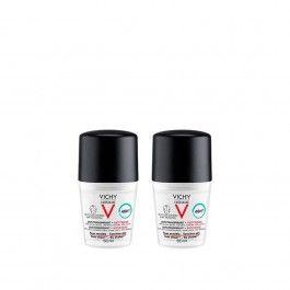 Vichy Homme Duo Desodorizante Antimanchas 48h 50ml