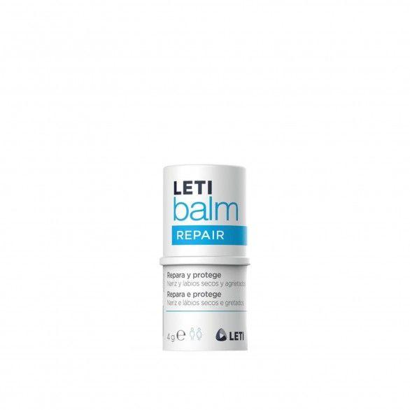 Letibalm Repair Stick Reparador Nariz Lábios 4g