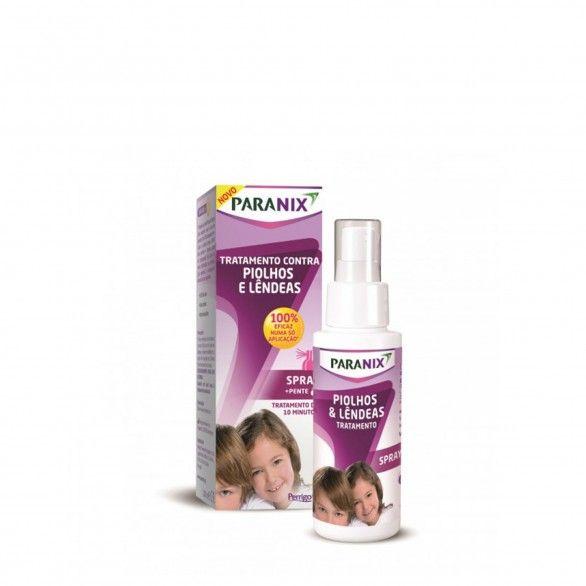Paranix Spray Anti-Piolhos + Pente 100ml