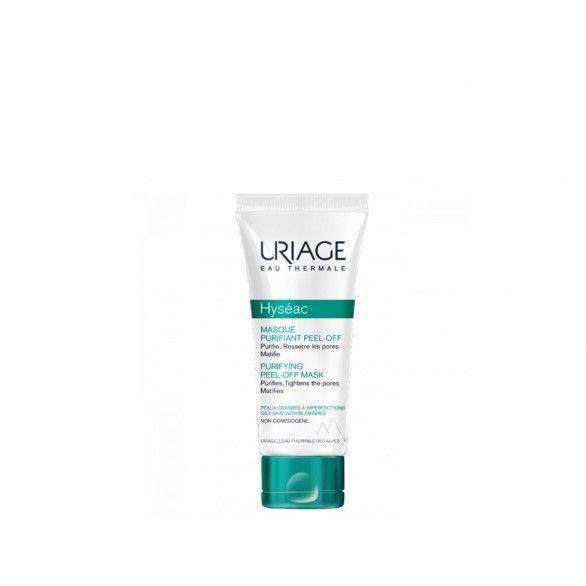 Uriage Hyséac Máscara Purificante Peel-Off 50ml