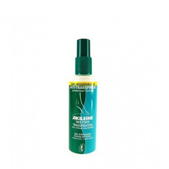 Akileine Bi Ativo Spray Antitranspirante 100ml