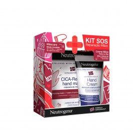 Neutrogena Kit SOS Reparação Mãos