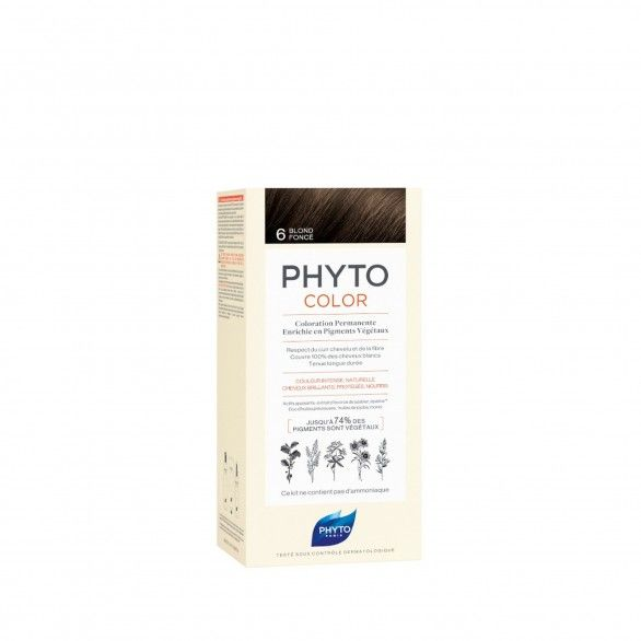 Phytocolor Tom 6 Louro Escuro