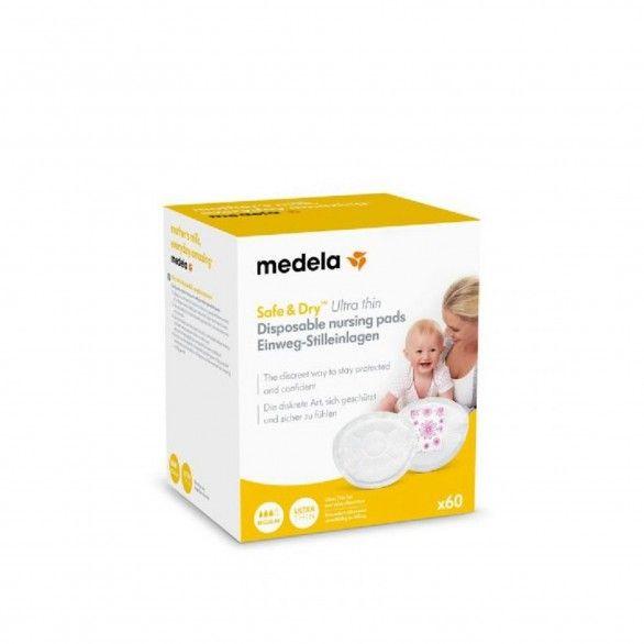 Medela Discos Ultra Thin 60 Unidades