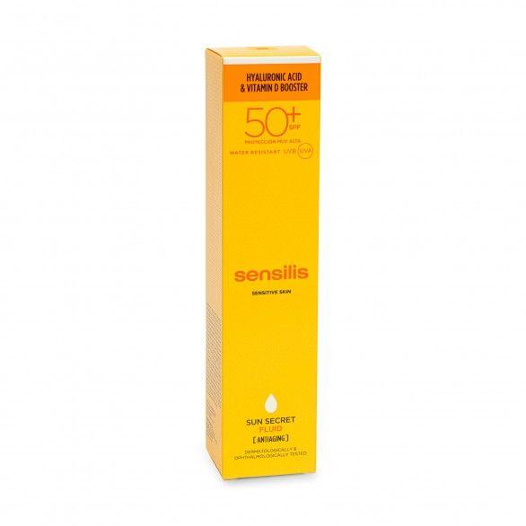 Sensilis Sun Secret Fluido SPF50 50ml