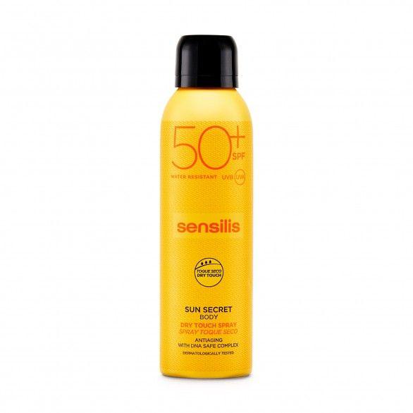 Sensilis Sun Secret Spray Dry Touch SPF50+ 200ml