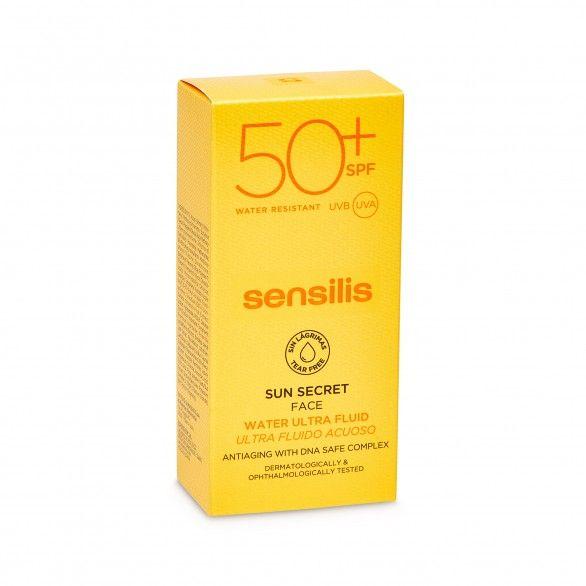 Sensilis Sun Secret Ultrafluido Aquoso SPF50+ 40ml