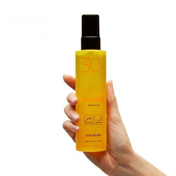 Sensilis Sun Secret Bronzing Booster Óleo SPF30 200ml