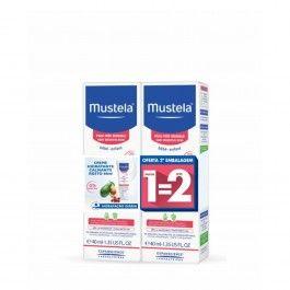 Mustela Creme Hidratante Calmante Facial 2x40ml