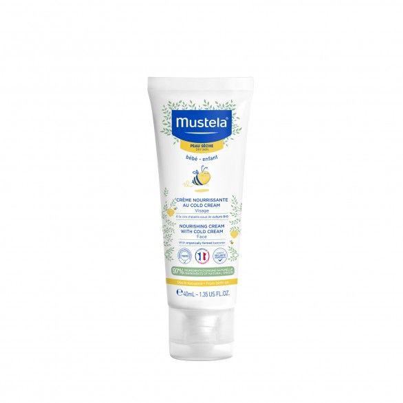Mustela Cold Cream Rosto 40ml