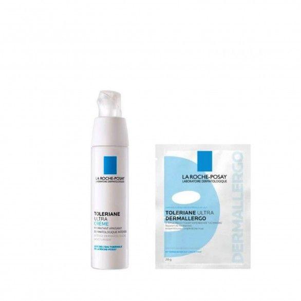 La Roche Posay Pack Creme Hidratante 40ml + Máscara