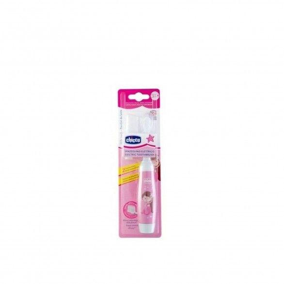 Chicco Escova Dentes Elétrica Girl