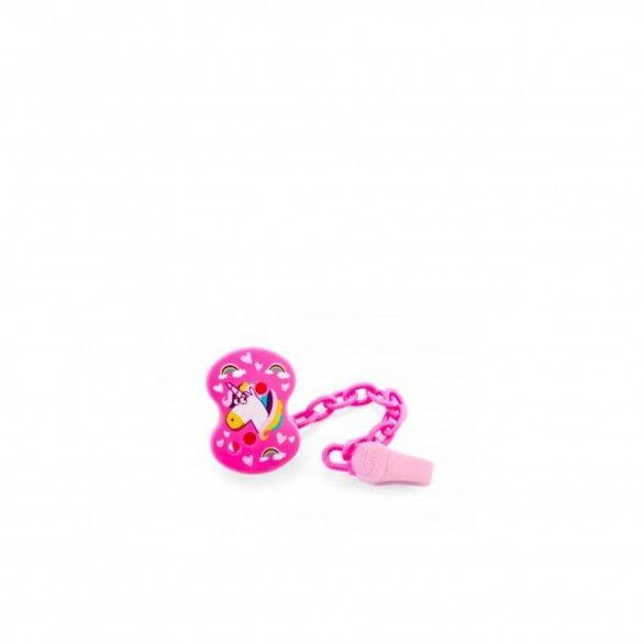 Chicco Clip Fantastic Love Rosa 0m+