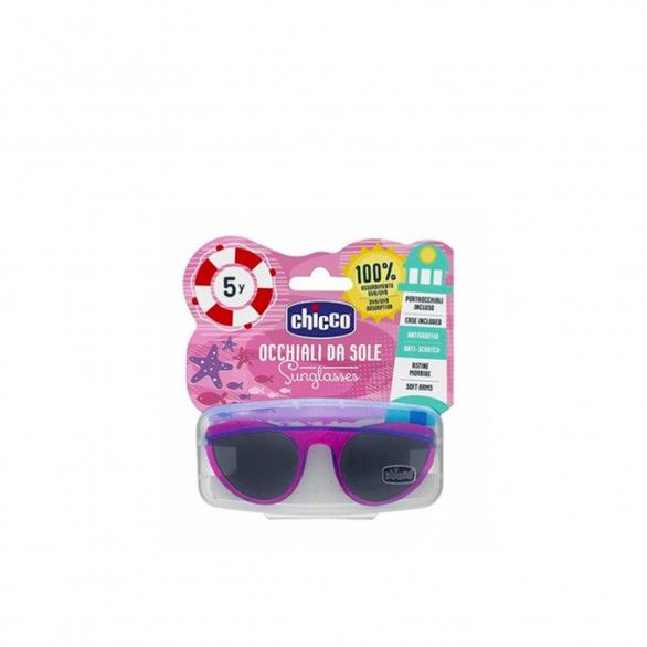 Chicco Óculos Sol Rosa +5 Anos