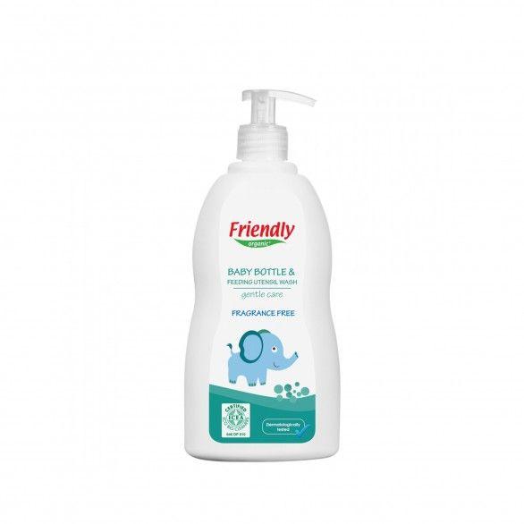 Friendly Organic Detergente de Biberões e Acessórios 500ml