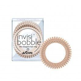 Invisibobble Elástico Cabelo Slim Stay Gold x3