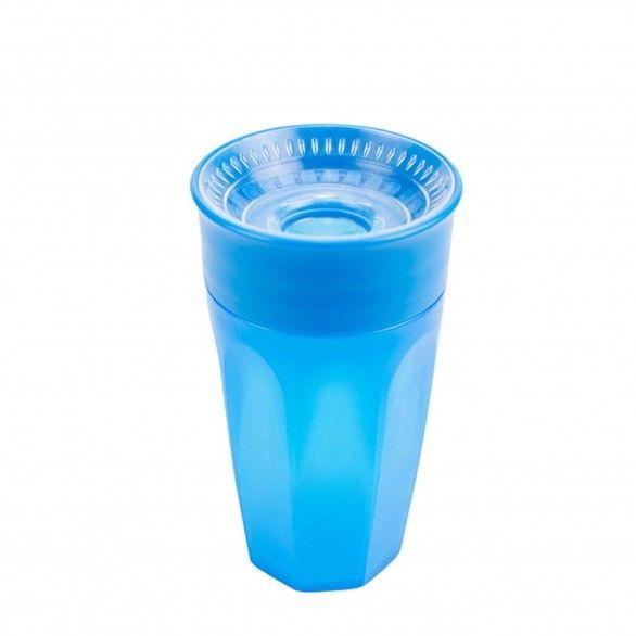 Dr Browns Cheers 360 Copo Azul Sem Bocal 9m+ 300ml