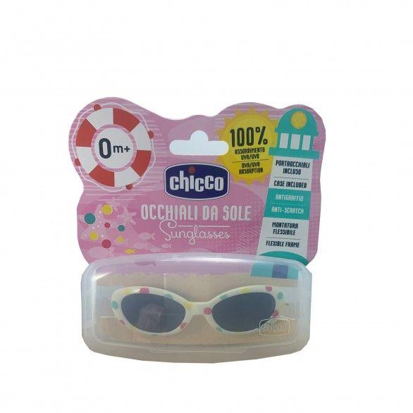 Chicco Óculos Sol Girl Rosa 0m+