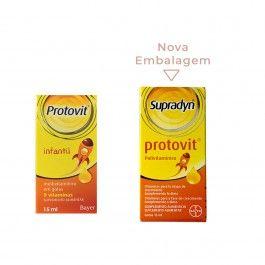 Protovit Polivitaminico 15ml