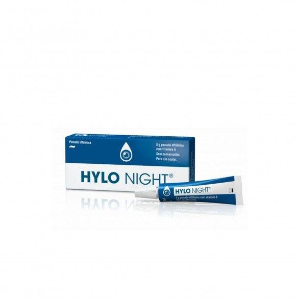 Hylo Night Pomada Oftálmica 5g