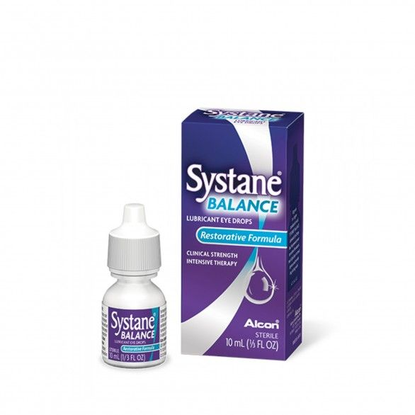 Systane Balance Solução Oftálmica 10ml