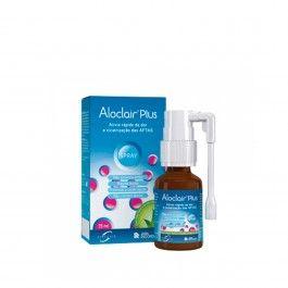 Aloclair Plus Spray Oral - 15ml