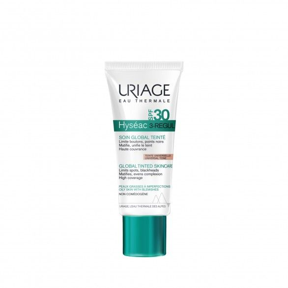 Uriage Hyseac 3-Regul Global Teint SPF30 40ml