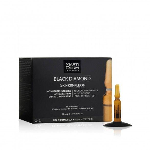 Martiderm Black Diamond Skin Complex 30 Ampolas