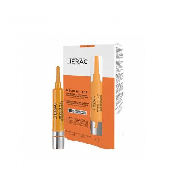 Lierac Mésolift C15 Concentrado Revitalizante 2x15ml